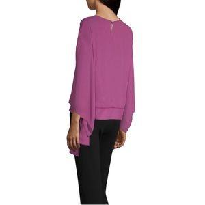 "NWT Worthington 3/4"" Sleeve Pullover Blouse"